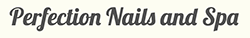 Perfection Nails and Spa Logo
